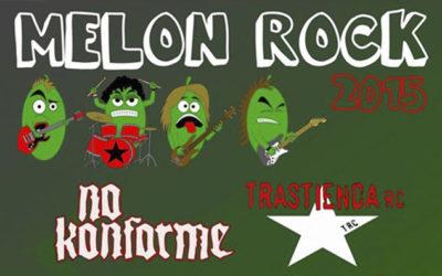 1º Edición MelonRock Villaconejos