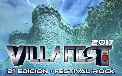 Festival VillaFest Villarejo de Salvanes 2017