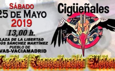 Concierto Festival Motero Cigüeñales